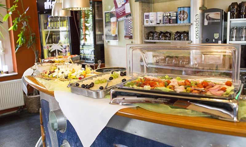 Hermans Braunschweig Cafe Bar Studentenkneipe Frühstücken In